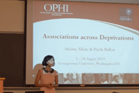 Associations across Deprivations
