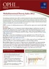 Global Multidimensional Poverty Index 2013 - in full